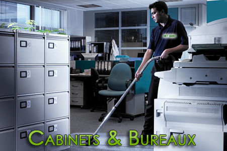 Entretien de bureaux entreprise de nettoyage vitre et bureau sur